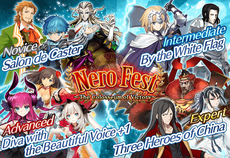 Nero Fest: Qualifier