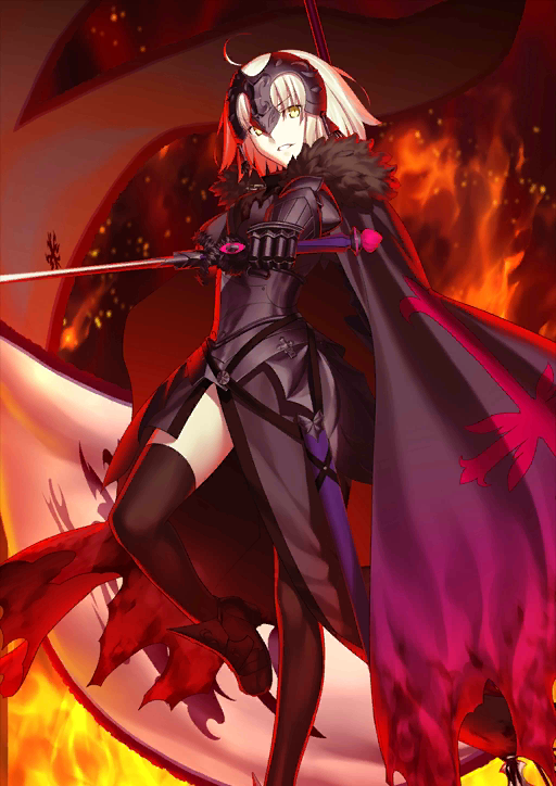 Jeanne d'Arc (Alter) | Fate Grand Order Wiki - GamePress