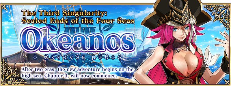Learn with GamePress! Okeanos Q&A | Fate Grand Order Wiki - GamePress