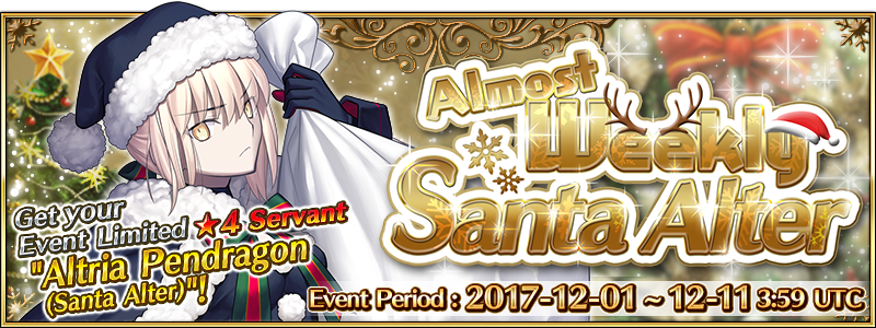 Fgo Christmas 2019 Na Event Guides | Fate Grand Order Wiki   GamePress