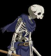 Spear Skeleton