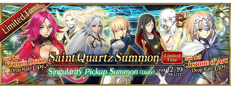 Singularity Pickup Summon