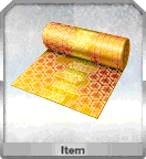 Roll of Brocade