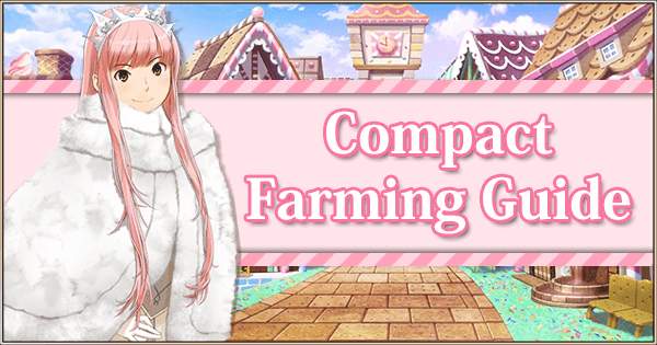 Prisma Codes Compact Farming Guide
