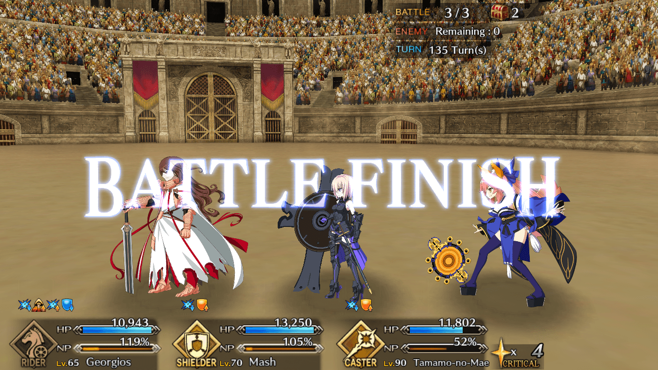 How do you beat Heracles in Nero Fest? | Fate Grand Order