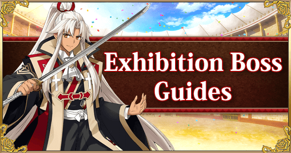 Return of Nero Fest 2018: Exhibition Boss Guides