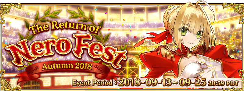 Return of Nero Fest 2018