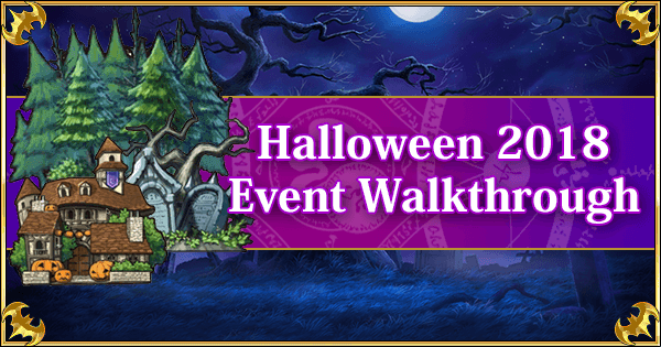 Fate Go Halloween 2020 Gettting A Fifth Hero Elly Halloween 2018 Revival   Event Walkthrough | Fate Grand Order Wiki