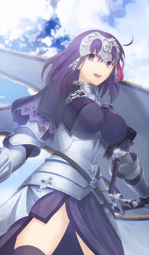 Heroic Costume: Jeanne d'Arc | Fate Grand Order Wiki ...