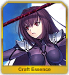 Heroic Portrait: Scathach