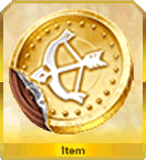 Choco Coin of Archer