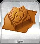 Berserker Choco Mold