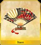 Sun Folding Fan