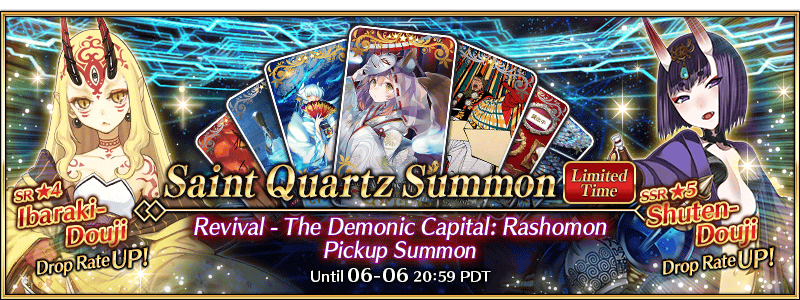 Revival Rashomon Summon