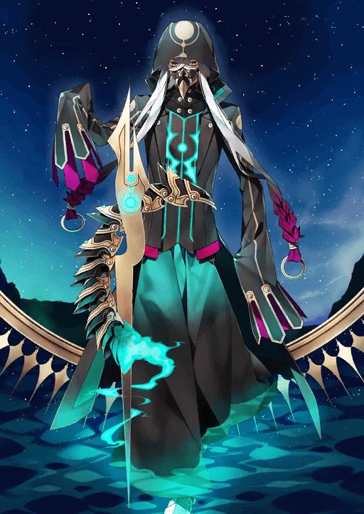 Asclepius | Fate Grand Order Wiki - GamePress