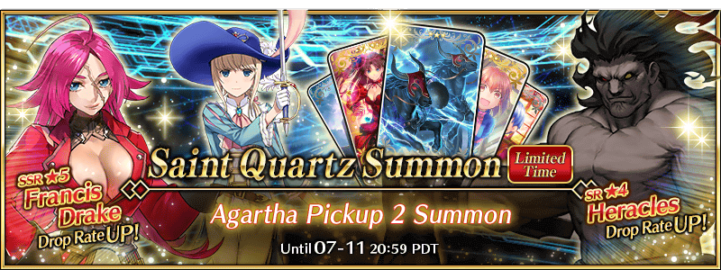 Agartha Pickup Summon 2