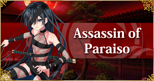 Assassin of Paraiso Banner