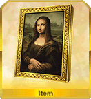 Mona Lisa (False)