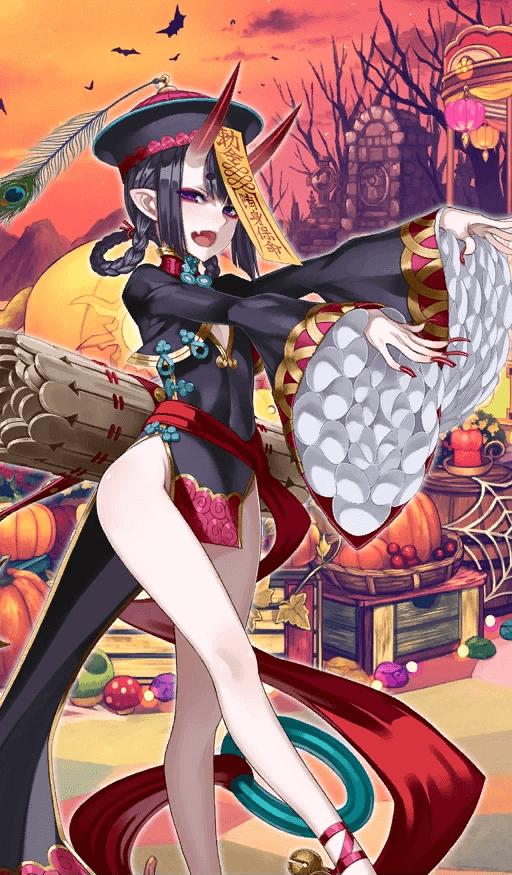 Shuten-Douji (Caster)