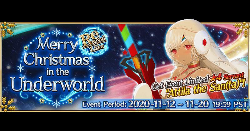 Revival Christmas 2019 Walkthrough Fate Grand Order Wiki Gamepress