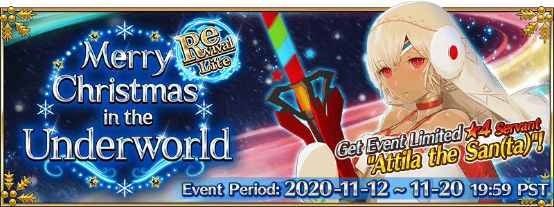 Fate Go Christmas 2020 Servants Event Guides | Fate Grand Order Wiki   GamePress