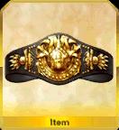 Lucha Belt