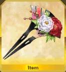 Flower Ornate Hairpin