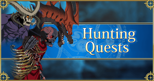 Hunting Quests