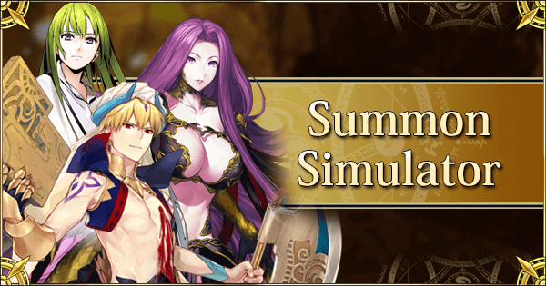 Summon simulator Babylon