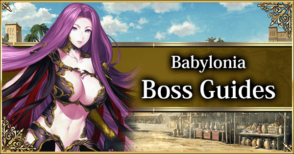 Babylon Boss Banner