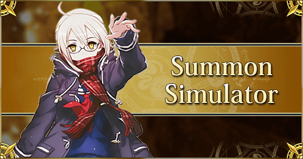 Summon Simulator Valentine