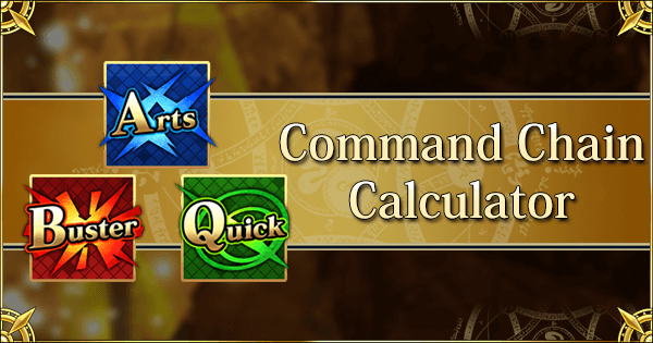 Command Chain Calculator