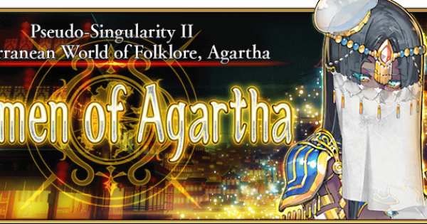 Agartha Main Banner