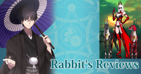 Rabbit's Reviews Carmilla Rider