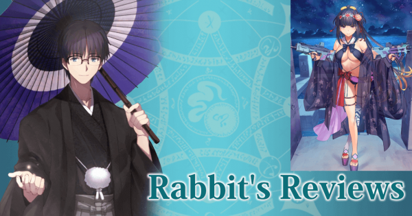 Rabbit's Reviews Osakabehime Archer
