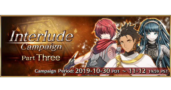 Interlude Campaign Part Three