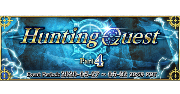 Hunting Quest Part 4 - Quest List