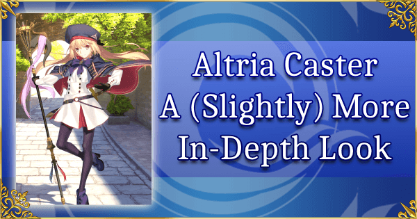 A (Slightly) More In-Depth Look at the Impact of Caster Altria