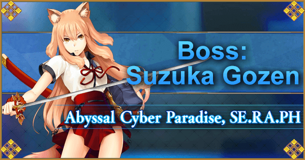 Boss: Act 4 (3/4) Part 2 - Suzuka Gozen (BB Strikes Back)
