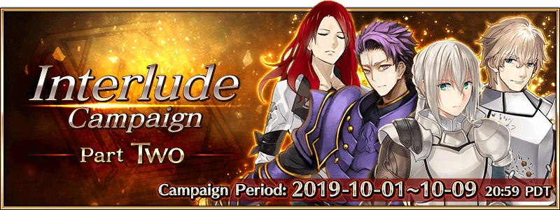 Interlude Campaign Part Two Banner
