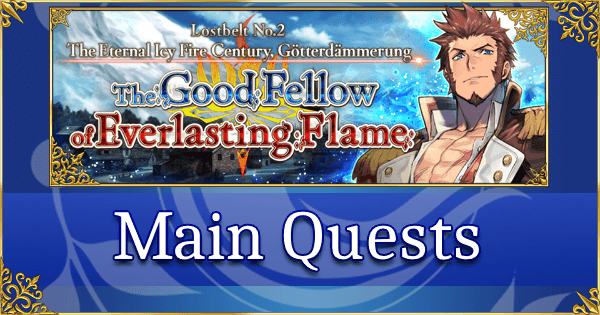 Gotterdammerung - Main Quests