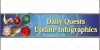 Daily Quests Update Infographics