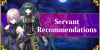 Halloween 2018 - Farming Servant Recommendations
