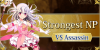 Strongest NP Against Assassins