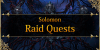 Solomon: Raid Quest List