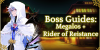 Megalos & Rider of Resistance Boss Fight Agartha Banner