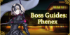 Agartha Phenex Boss Guide Banner
