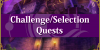 Halloween 2019 Challenge/Selection Quests Banner
