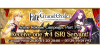 Babylonia Anime Campaign Part Two (NA) - Free 4* Servant Ticket Guide