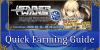 Revival: Saber Wars - Quick Farming Guide